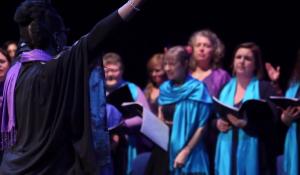 Sacred Sounds Women's Choir // Showcase